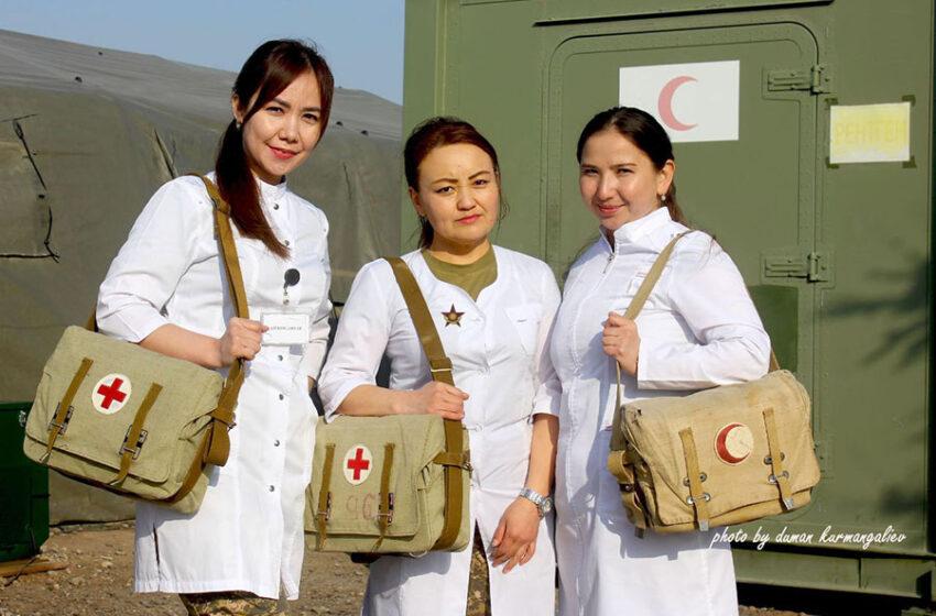 Қазақстаннның әскери медицинасы