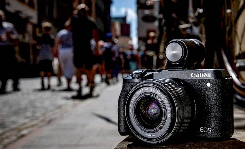 Canon компаниясы жаңа Canon EOS M7 фотоаппартын ұсынады