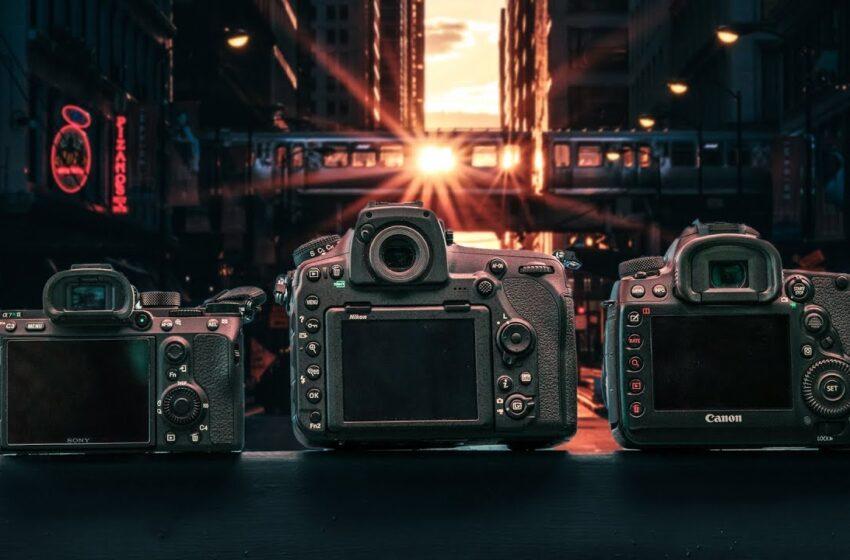 Қандай камера ең жақсы?