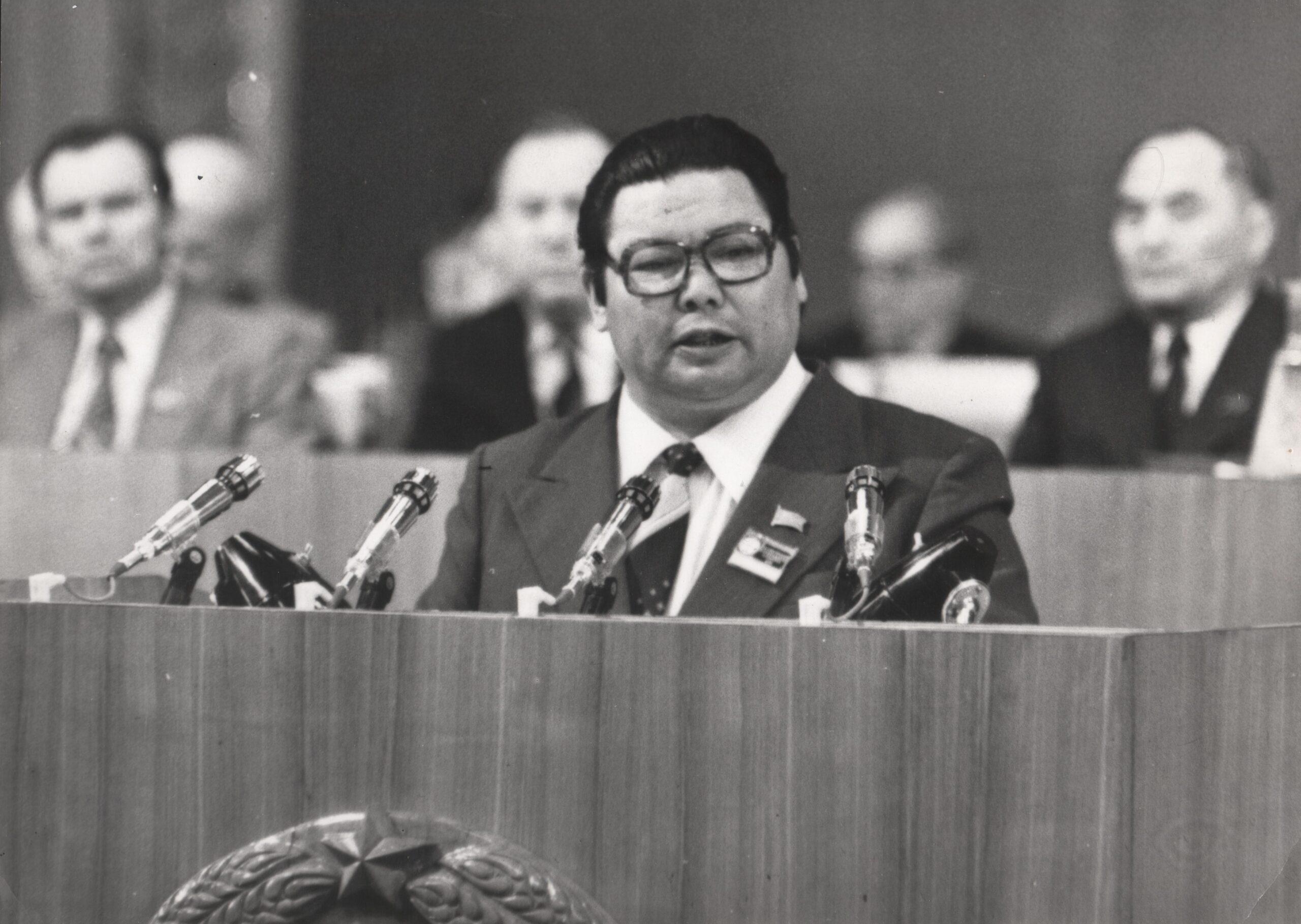 Академик Өмірбек Жолдасбековтің туғанына –  90 жыл